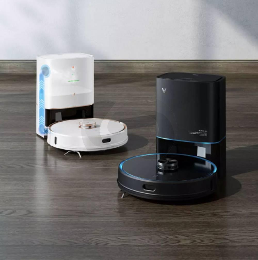 YUNMI INTERNET DUST COLLECTING SWEEPING AND DRAGGING INTEGRATED ROBOT VACUUM MOP ALPHA 1C